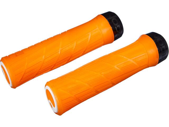 Ergon GE1 Evo Factory Chwyty rowerowe - gripy Slim, pomarańczowy